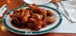 Seseme Chicken